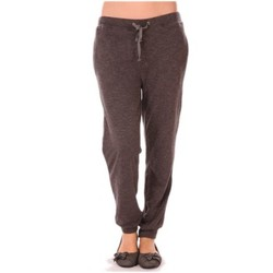 Clothing Women Tracksuit bottoms Charlie Joe Jogging Thoga Grey