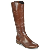 Shoes Women High boots Gabor PARLONI Cognac