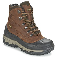 Shoes Men Walking shoes Meindl WENGEN PRO Brown / Dark