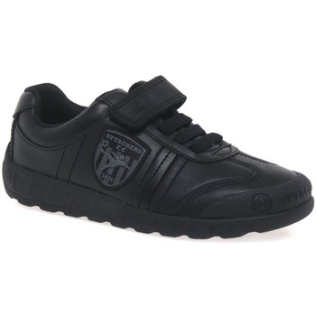 Shoes Clarks Leaderplay Boys Junior School Shoes