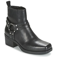 Shoes Women Ankle boots Vagabond ARIANA Black