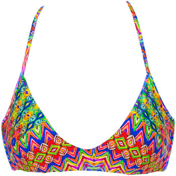 Luli Fama Multicolor Bra Swimsuit Free..