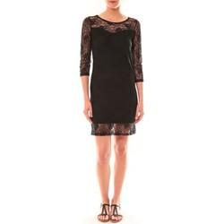 Clothing Women Short Dresses La Vitrine De La Mode Robe 158 By La Vitrine Noire Black