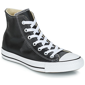 Shoes Hi top trainers Converse ALL STAR CORE LEATHER HI Black