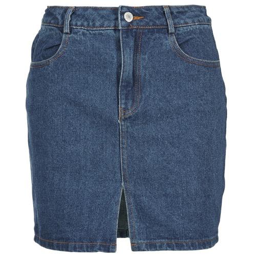 Clothing Women Skirts Yurban ETOULOIRE Blue / Dark