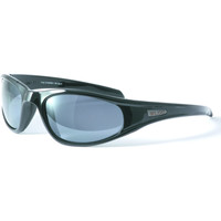 Watches Men Sunglasses Bloc Stingray XR Sunglasses - Shiny Black / Polarised Black