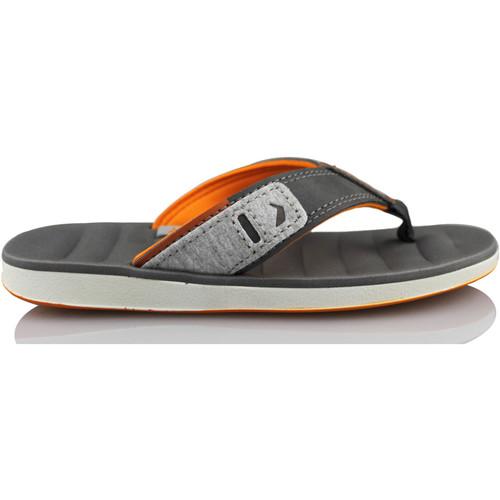 Shoes Boy Flip flops Rider MALAGA THONG GRAY