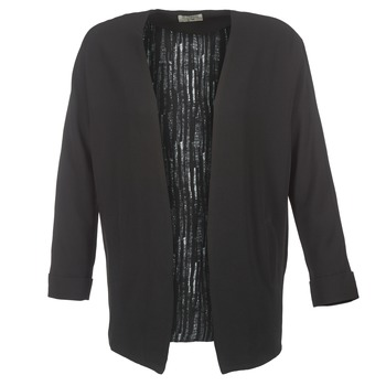 Clothing Women Jackets / Blazers Betty London EBIFA Black