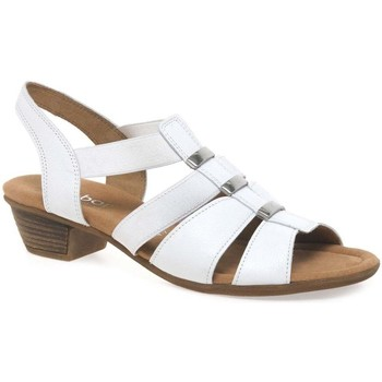 Shoes Women Sandals Gabor Joan Womens Modern Sandals white
