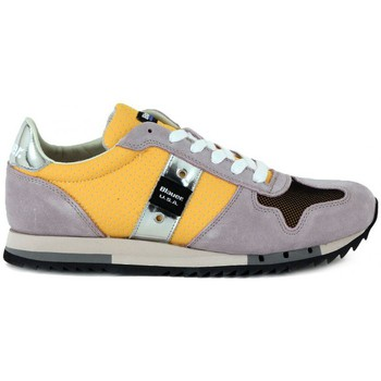 Shoes Men Low top trainers Blauer RUNNING YELLOW Giallo