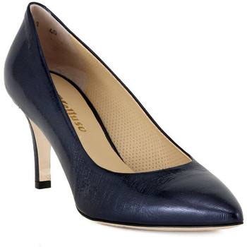 Shoes Women Heels Melluso DECOLLETTE NOTTE Blu