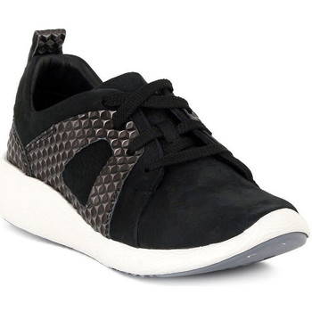 Shoes Women Low top trainers Clarks COWLEY FAYE Nero