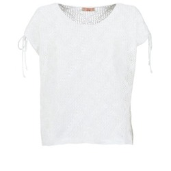 Clothing Women Tops / Blouses Moony Mood EDDA Ecru