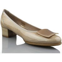 Shoes Women Heels Mikaela comfortable Dancer BEIGE