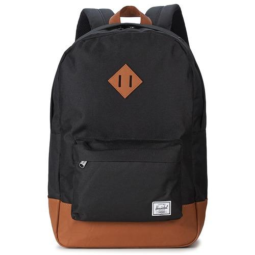 Bags Rucksacks Herschel HERITAGE Black