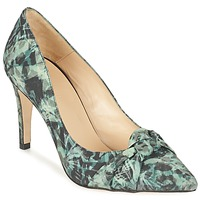 Shoes Women Heels Ikks ESCARPIN NŒUD Print / Jungle