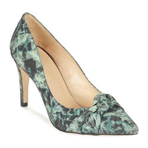 Shoes Women Heels Ikks ESCARPIN NŒUD Grey