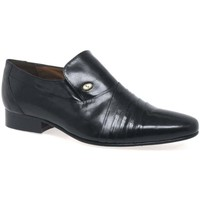 Shoes Men Shoes Rombah Wallace Warwick Mens Formal Slip On Shoes black
