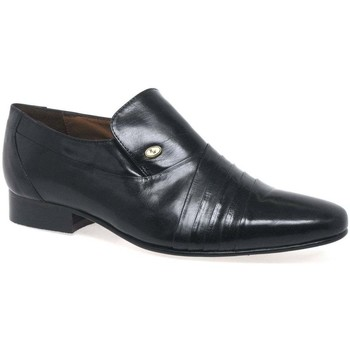 Shoes Men Derby Shoes & Brogues Rombah Wallace Warwick Mens Formal Slip On Shoes black