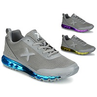 Shoes Men Low top trainers Wize & Ope X-RUN GREY
