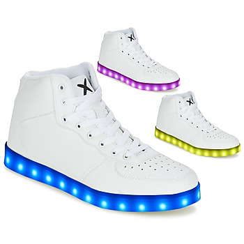 Shoes Men Hi top trainers Wize & Ope THE HI TOP White