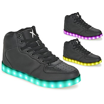 Shoes Men Hi top trainers Wize & Ope THE HI TOP Black