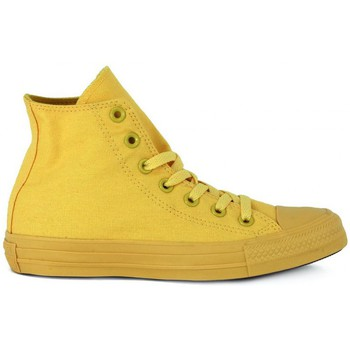 Converse  ALL STAR   MONOCHROME YELLOW  mens Shoes (Hightop Trainers) in multicolour