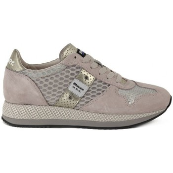 Shoes Women Low top trainers Blauer RUNNING DOV GREY Multicolore