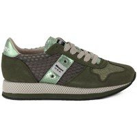 Shoes Women Low top trainers Blauer RUNNING MILITARY Multicolore