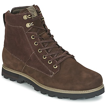 Shoes Men Mid boots Volcom SMITHINGTON BOOT Brown