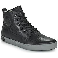 Shoes Men Hi top trainers Blackstone JIVIDETTE Black