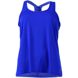 Clothing Women Tops / Sleeveless T-shirts Marika tank Allure Blue BLUE