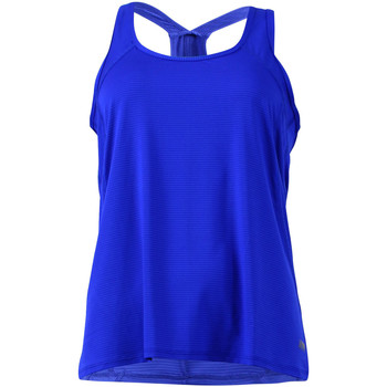 Marika  Blue tank Top Allure  womens Vest top in blue
