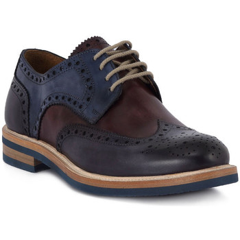 Shoes Men Derby Shoes Kammi BRECOS VITELLO DELAVE Blu
