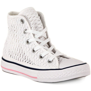 Shoes Hi top trainers Converse ALL STAR HI   TINY CROCHET     77,9