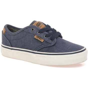 Shoes Boy Low top trainers Vans ATWOOD DELUXE AZUL VAQUERO