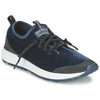 Shoes Women Low top trainers Coolway TAHALIFIT Blue