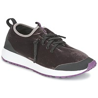 Shoes Women Low top trainers Coolway TAHALIFIT TAUPE
