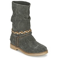 Shoes Women High boots Coolway BIARA Grey