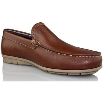 Shoes Men Loafers CallagHan HORSE loafers BROWN