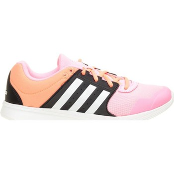 Shoes Women Running shoes adidas Originals Essential Fun 2 Black-Orange-Pink
