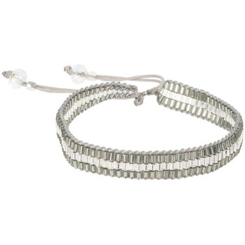 Watches Women Bracelets Amadoria Grey and Silver Bracelet Gaia GREY