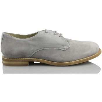 Shoes Men Brogues Oca Loca OCA LOCA BLUCHER GRAY