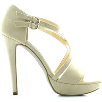 Shoes Women Sandals Margot.loi By Bottega Lotti 2931 High heeled sandals Women Beige Beige