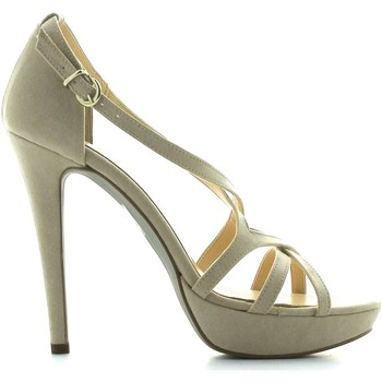 Shoes Women Sandals Margot.loi By Bottega Lotti 2933 High heeled sandals Women Beige Beige
