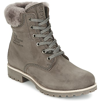 Panama Jack  PANAMA  womens Mid Boots in grey