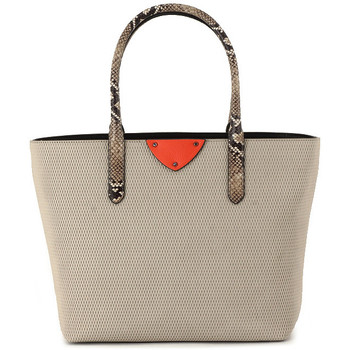 Bags Women Shopping Bags / Baskets Coccinelle B14 LUX 511 Beige