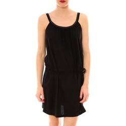 Clothing Women Short Dresses Little Marcel Litlle Marcel Robe Reira Noir Black