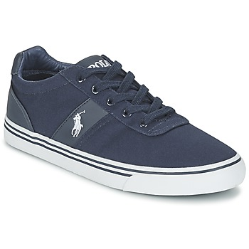 Shoes Men Low top trainers Polo Ralph Lauren HANFORD-NE Marine