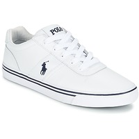 Shoes Men Low top trainers Ralph Lauren HANFORD White